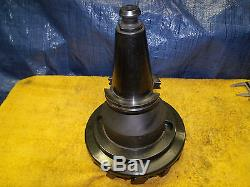 Command Cat 50 C6S5-2500 Shell Mill Holder with 8 Carboloy 309 R220 13/23-808 00C