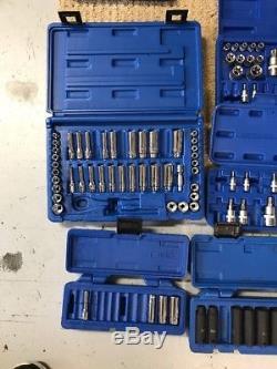 Cornwell Tools Wholesale Lot Socket And Bit Sets
