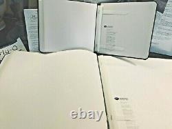 Creative Memories 2 Albums & Pages Nwot 2 Pk Refills, 3 Pk Protectors + Tools
