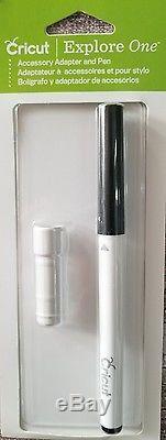 Cricut Tools, Huge Lot of Markers, Pens and Blades Cricut Accessories All New