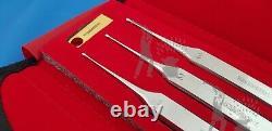 Crown & Bridge Remover Key System, Dental Easy Crown Bridge Tools Instruments