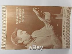 DEM-BART Master Checkering 18LPI Gunsmith Gunstock Tools Gauge & Booklet