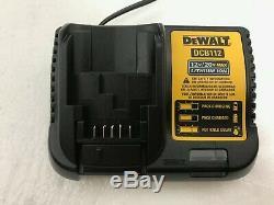 DEWALT 20V MAX XR Brushless Combo Kit, Compact 6-Tool DCK684D2- Open box