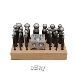 DOMING & DAPING PUNCH (SET OF 25 PIECES) (Set of 2)