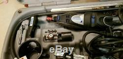 DREMEL 300 series, rotary tool, attachments withtool box, Flashlight, & More