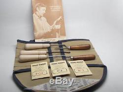 Dem Bart Checkering Tools 18 LPI Starter Gunsmith Gunstock Ramelson Veiners USA