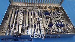 Dental Implant Surgery Instrument Kit Set Professional Implant Tools Equipment