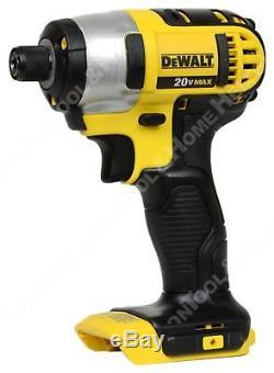 Dewalt DCF885 20V Li-Ion 1/4 Impact Driver New 2PK uses DCB201 DCB203 DCB204