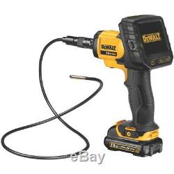 Dewalt DCT412S1 12V INSPECTION CAMERA WITH WIRELESS FREE SHIPPING