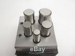 Disc Cutter Set 1/2 1 Jewelers Tools 6 Sand Bag Anvil Brass 16oz Mallet