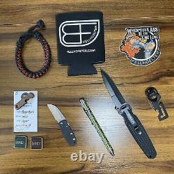 EDC Bundle Bag Tibolt Pen Fellhoelter Frikky Knife Gerber Pocket Knives Tools
