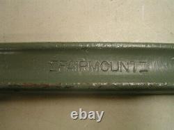 FAIRMOUNT 410 C-Clamp, 10-1/8,8000 Lb. HEAVY DUTY CLAMP VISE MACHINE WELDING