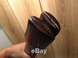 Four Canadian Ash axe handles made in Nova Scotia 31 3/4 double bit ltd. Ed