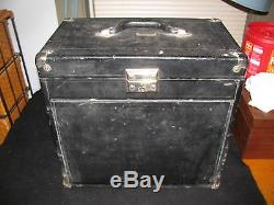 George P. Pilling and Son Dentist Box Stainless Steel Drawers with Dental Tools