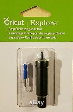 HUGE LOT of Cricut Tools, Pens and Blades. All New
