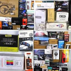 HUGE Wholesale Lot of AUTOMOTIVE/TOOLS/Electronics, 60 items, MSRP over $1800