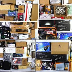 HUGE Wholesale Lot of Assorted Tools & Electronics, 55 items, MSRP over $1800