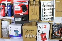 HUGE Wholesale Lot of TOOLS & Consumer Electronics, 50 items, MSRP over $1750