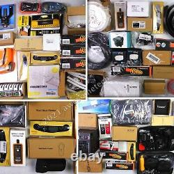 HUGE Wholesale Lot of TOOLS & Consumer Electronics, 60 items, MSRP over $1800
