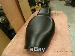 Harley davidson road king seat sportster new perfect Rat Rod project