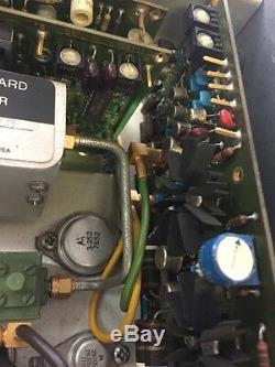 Hewlett-Packard HP 86242C RF Plug In 5.9-9.0 GHz Modulator Amplifier 5086-7251