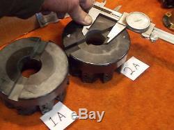Ingersoll 6X2V-01R01 Alum. Body 20000 rpm 6 shell Face Mill 1.5 Arbor inserts