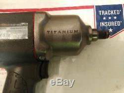 Ingersoll Rand 2135TIMAX Air Impact Wrench / Gun 1/2 Drive