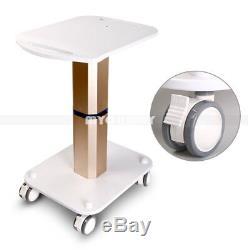 Iron Trolley Stand Assembled Ultrasonic Cavitation RF Beauty Machines Salon Tool