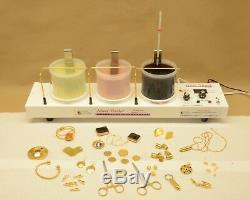 Jewel Master Pro HD Option 1- Electroplating Kit Equipment Only