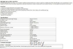 Joinwit JW3306D Live Fiber Identifier Optical Fiber Identifier Built-in 10mW VFL