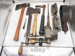 Keen Kutter, Simmons & Shapleigh's Hdw tool assortment, 9 items