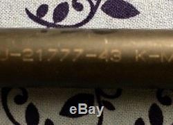 Kent Moore J-21777 Pinion Setting Gauge Tools Set Lot of 8 GM Axles C/K, S/T