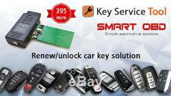Key Service Tool Renew Unlock Car Key Solution