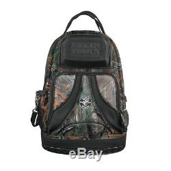 Klein Tools 55421BP14CAMO Tradesman Pro Organizer Camo Backpack 2 Pack