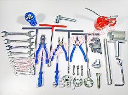 Lambretta Workshop Starter Tools Kit Brand New L2588