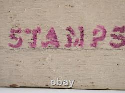 LOT 50 Vintage CRAFTOOL LEATHER Tools LEATHERCRAFT Stamping Tools holder