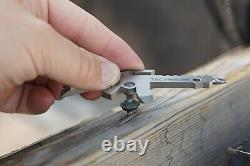 LOT of TacWare Titanium Mini Grappling Hook GEN I & Titanium ARti Tool