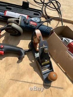 Large Tool Lot Ryobi Milwaukee Craftsman