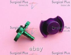 Liposuction Syringe Power Adapters 20ml & 50ml Cosmetic Tools