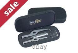 Lot 425 TOOL SET TooL-Light BY Tweezlight Tweezers with LED Light Hobbies Model