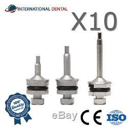Lot Of 10 Hex Drivers 1.25mm, Dental Implant Abutment, Screws, Tools
