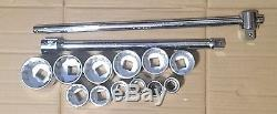 Lot Of 3/4 Drive Tools Ace Hardware & Pro Grade