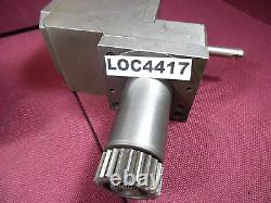Lot Of 3 VDI 50 Live Tooling Loc4417