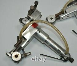 Lot of 2 Vintage Cobble Gardner Denver Pneumatic Hand Stitching Tools