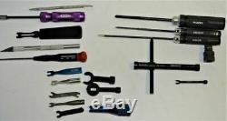 Lot of RC Tools Hudy Tamiya lot of 19