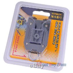 Lots 20 pcs Komelon Measuring Tape Waist Belt Clip Holder with Tool Hanging Ring