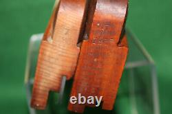 MATCHED PAIR Antique Vintage GREENFIELD TOOL 5/8 TONGUE/GROOVE Planes Inv#JC09