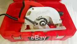 MILWAUKEE 7 1/4 Circular Saw and Case