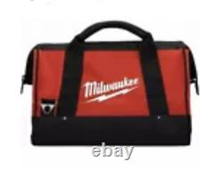 MILWAUKEE M18 2626-21CP OSCILLATING MULTI-TOOL WithBATTERY, CHARGER, BAG, ACCESSORIES