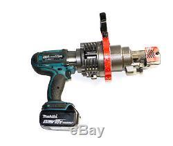 Makita XCS01 Cordless Rebar cutter with 2 batteries & Charger